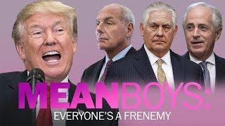 Mean Boys: Everyone's a Frenemy | The Washington Post Comedy + Satire