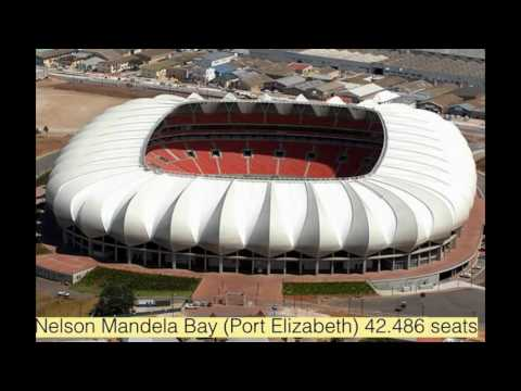 FIFA World Cup 2010 South Africa Stadiums
