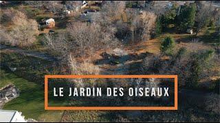 Jardin des oiseaux - Ville de Bromont 2020