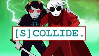 Afina: React to [S] Collide.