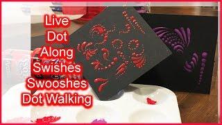 SWD Live Dot Along Practice Swishes Swooshes Dot Walking thumbnail