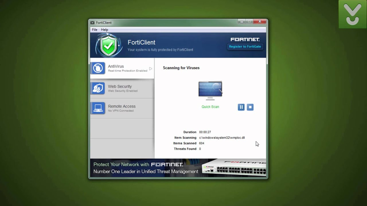forticlient download