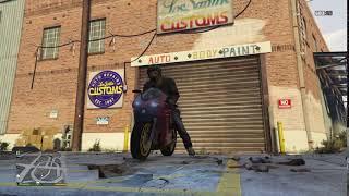 GTA5 la  megor moto