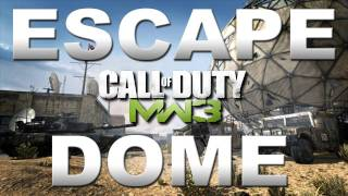 Modern Warfare 3: How to Get Out of the Map on Dome