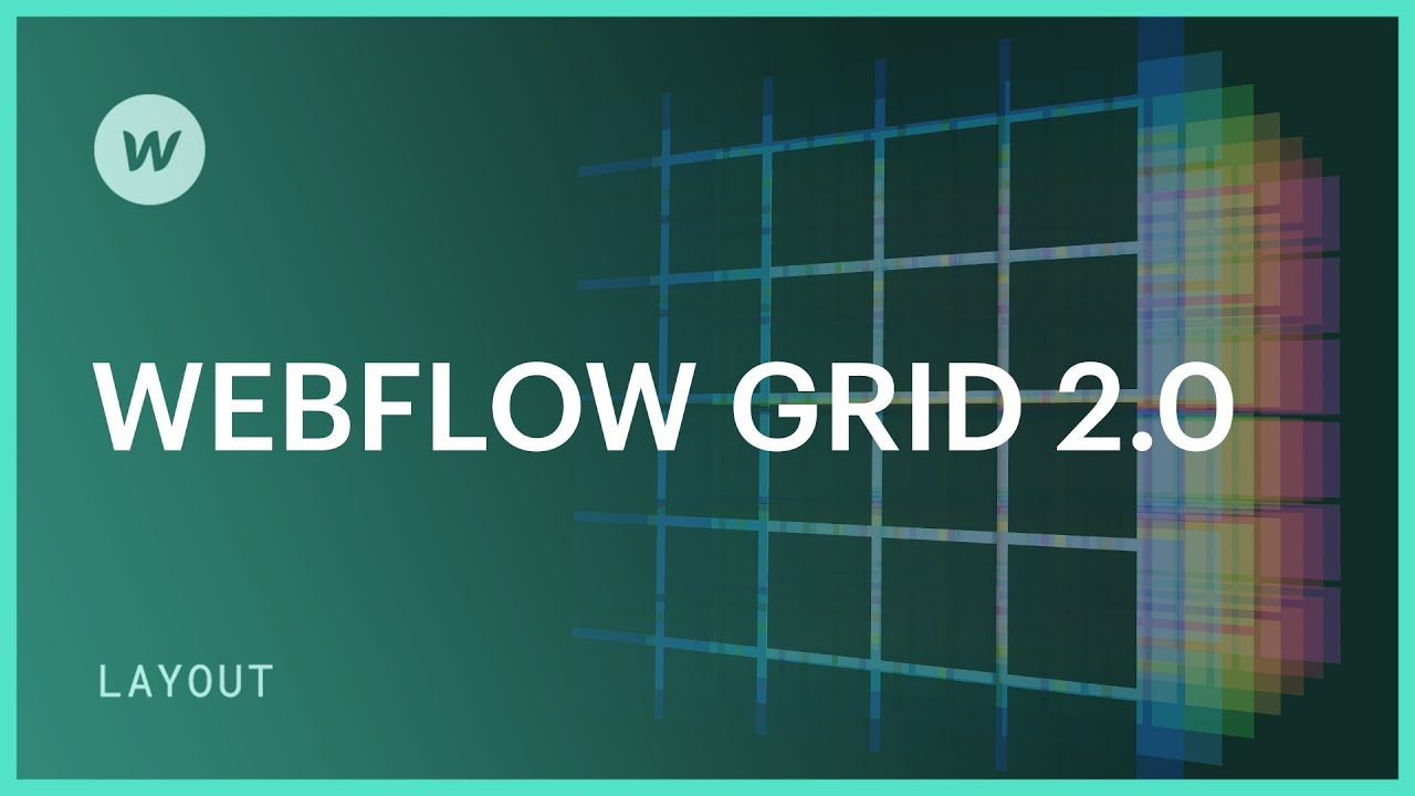 CSS grid: release 2 0 — grid-based layouts in Webflow