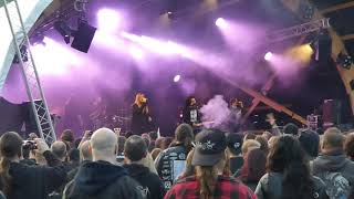Zeal & Ardor - Row Row - live @ Meh Suff! Metalfestival, Huettikon 07.09.2019