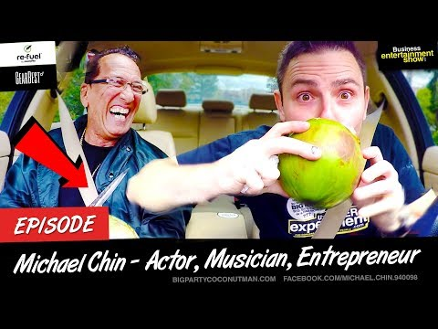 UBER RIDER PULLED A KNIFE ON ME (Michael Chin: Actor, Musician, Entrepreneur on The Uber Experiment)
