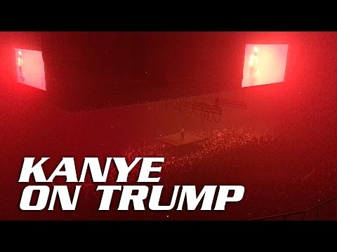 ", [VIDEO] We're Done! Kanye West–"" I would have voted for Donald Trump, if I had voted…"""
