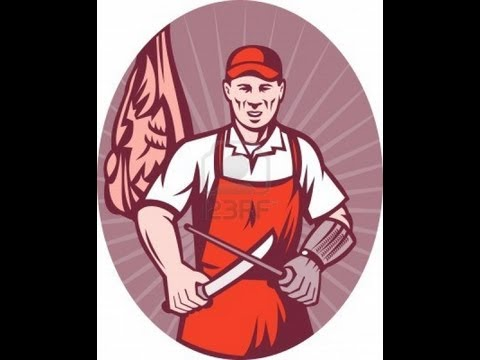"""Boucherie au couteau sur slum """"le jeu d'équipe"""""""