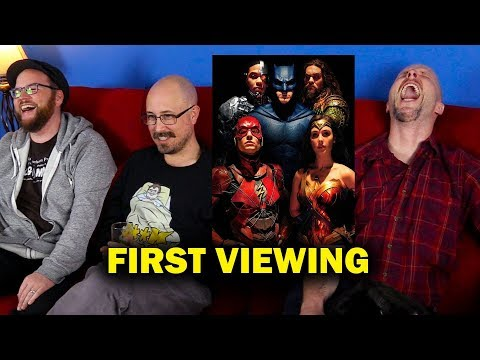 Justice League - First Viewing