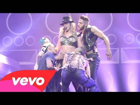 Britney Spears - Break The Ice (Live From Piece Of Me Show)