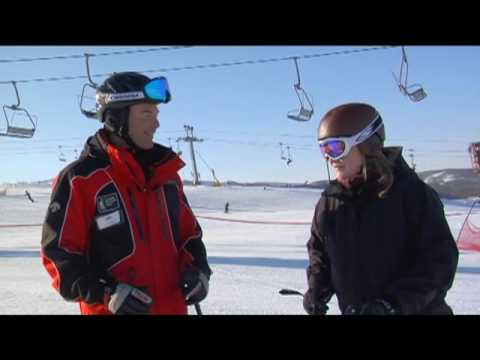 EyesOn Calgary Gets A Ski Lesson At COP