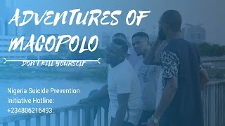 Suicide Prevention Initiative: Nigerians Jumping into Lagoon (Adventures Of Makopolo) | Pulse TV