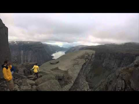 "Trolltunga Hike | Odda, Norway | ""Nomads in Norway"""