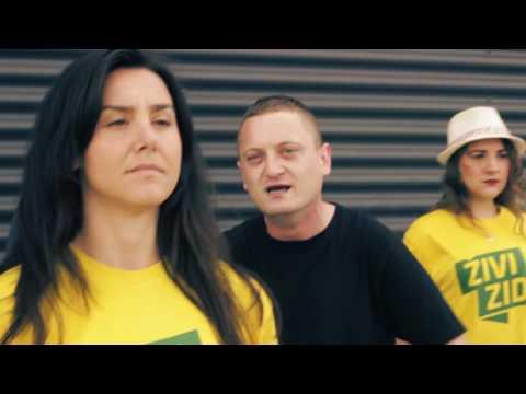 BigMistake feat.  Živi Zid -  Moć (Music Video)
