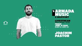 Joachim Pastor Live set - Armada Music Showcase | @Beatport Live