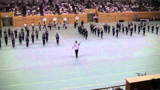 第23回全日本マーチングコンテスト 中国大会 - 広島市立沼田高等学校