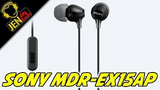 Auriculares In-Ear Sony MDR EX15AP