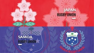 Junior Japan v Samoa A - Pacific Challenge 2019 - Live