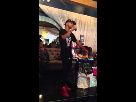 "Chad Ray Walker Performing ""Losing You"""