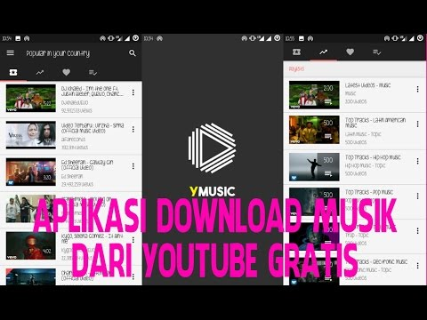Aplikasi Download Lagu Terlengkap Dari Youtube Gratis