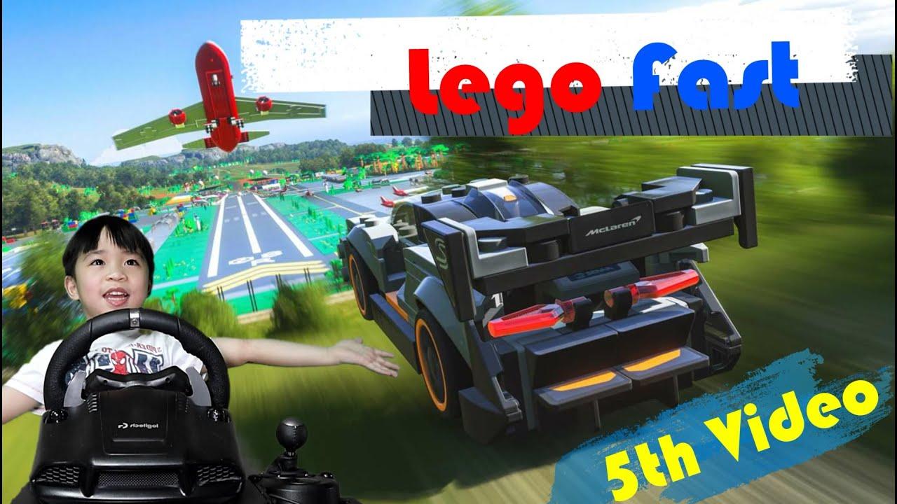 Lego Race I Zed Play Time