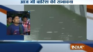 Light rain in Delhi-NCR makes a favourable weather - India TV