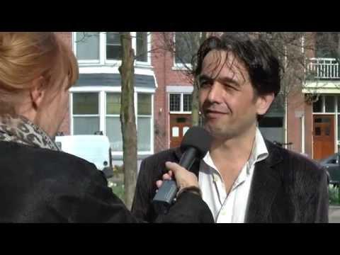Ontmoeting met Jay Mac bij de Pancho Bar Den Haag