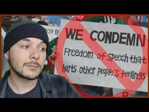 Free Speech Rights Protect US from YOUR Feelings
