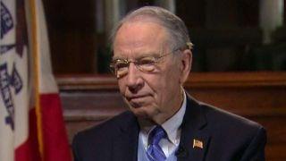 Sen. Grassley: The Supreme Court is balanced with Gorsuch