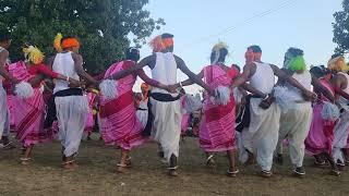 Jharkhand kunha (kishan) samaj 2019 December 30 sanskruti nach Dongaduba padda
