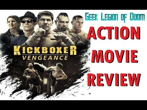 KICKBOXER VENGEANCE ( 2016 Jean-Claude Van Damme ) Action Movie Review