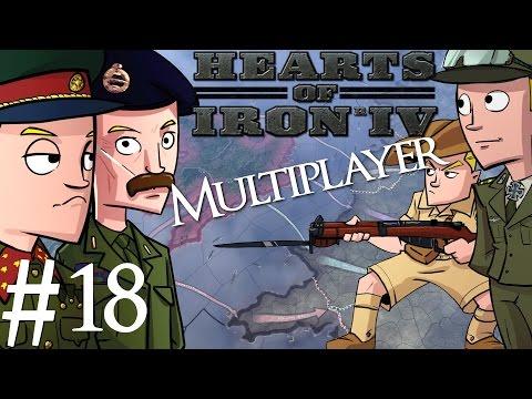 Hearts of Iron 4 | Multiplayer | Fascist Poland | Part 18