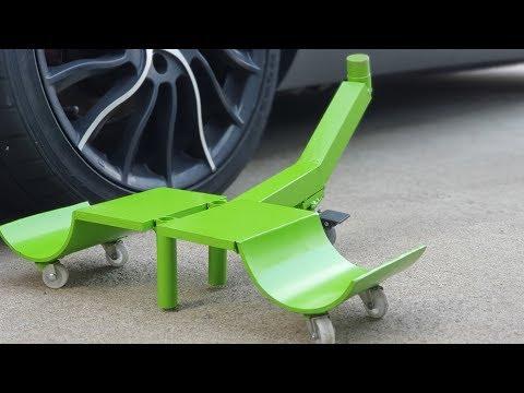 Genius  DIY tool IDEAS for Cars
