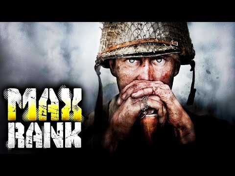LAST DAY OF BETA.. Road to MAX RANK! (Call of Duty: WW2)