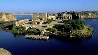 Египет. Часть 9  Асуан, ботсад и нубийская деревня(Третий по величине город в Египте и крупнейший в Верхнем Египте, Асуан расположен у подножия долины Нила..., 2016-02-07T14:27:52.000Z)