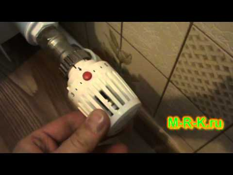 Как без ошибок приобрести и использовать терморегулятор для радиатора отопления