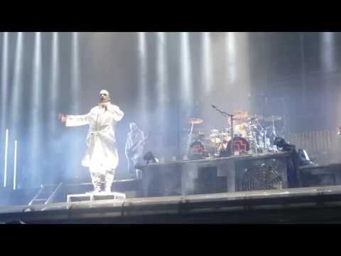 Rammstein- Ramm 4. En Argentina Inicio Maximus  Buenos Aires Ciudad Del Rock