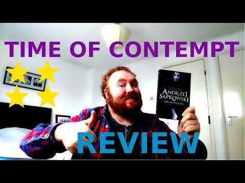 time-of-contempt-by-andrzej-sapkowski-|-spoiler-free-review-|-plots-&-points