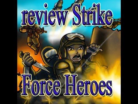 Обзор Strike Force Heroes