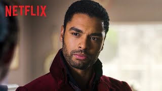 The Duke From Bridgerton Being Charming for 4 Minutes and 33 Seconds | Netflix