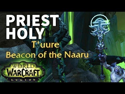Return of the Light WoW Holy Priest Artifact Scenario
