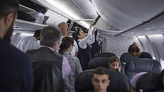 İsveçli Gencin Thy Uçağındaki Protestosu Afgan Göçmenin Sınır Dışı Edilmesine En