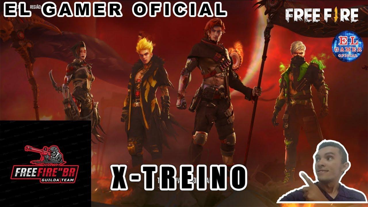 🔴 🅴🅻  FREE FIRE AO VIVO X-TREINO INSANO PARA CAMP DEPOIS RANQUEADA SO CAPA  🔥#RUMO 2K SO VEM 🔴