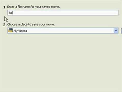 How to make a Youtube video with Windows Movie Maker