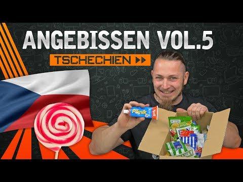 CZECH CANDY CHALLENGE 🍭 Angebissen Vol.5 [German, Deutsch]