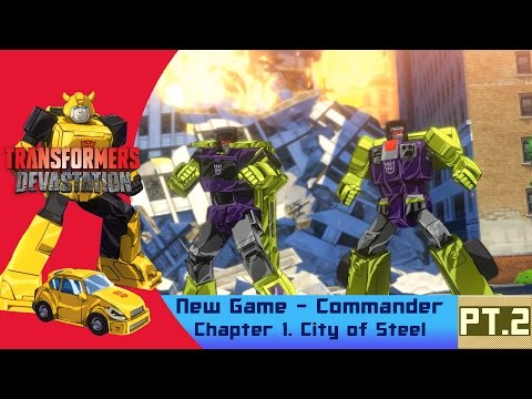 [Transformers Devastation] NG Commander Pt. 2 | Stella Getting Her Groove Back