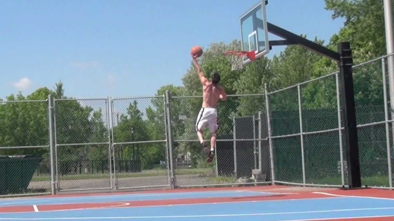 dunk session 17 of 2011 dunkfather 175 cm on 10 feet must see crazy windmill youtube. Black Bedroom Furniture Sets. Home Design Ideas