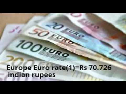 Dollar-euro Rate Today-27/3/17
