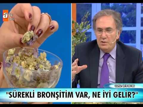 Kronik Bronşit Tedavisi Bitkisel ( Prof Dr. IBrahim Saraçoğlu )